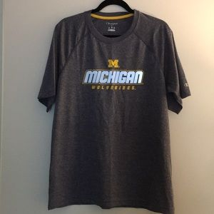 026c6b0ffaaf Champion T shirt. $30 $30. Michigan Wolverines Dri-Fit T-Shirt